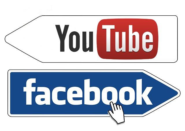 Mes vidéos d'entreprise, sur YouTube ou Facebook ?
